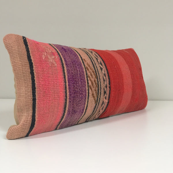Turkish Kilim Pillow no. 8