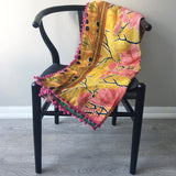 Kantha Quilt from Kit + Loom. Vintage. Throw.