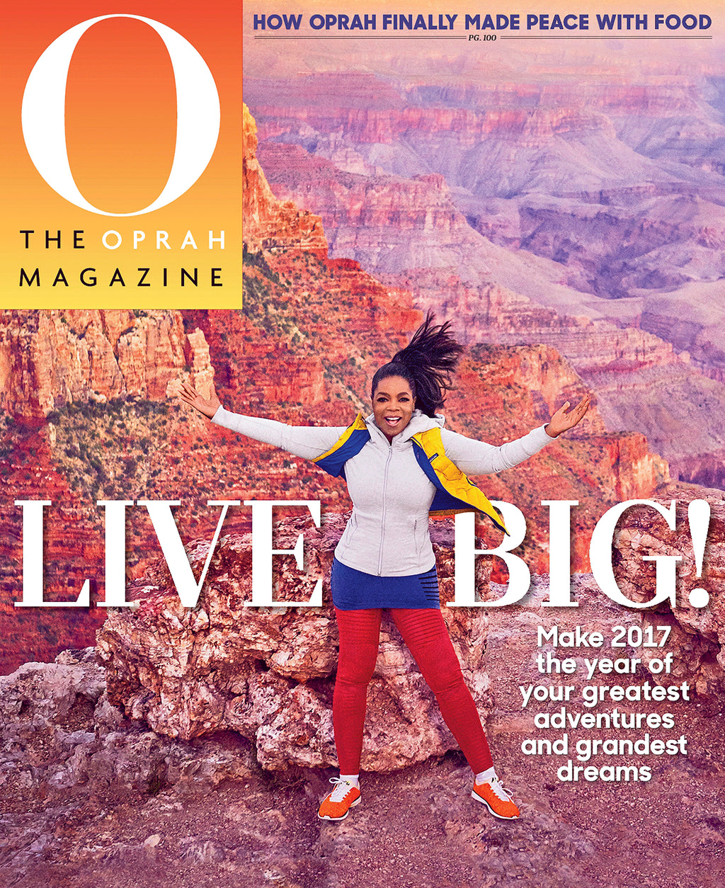 O Magazine Growth Potential: Hair where it was bare
