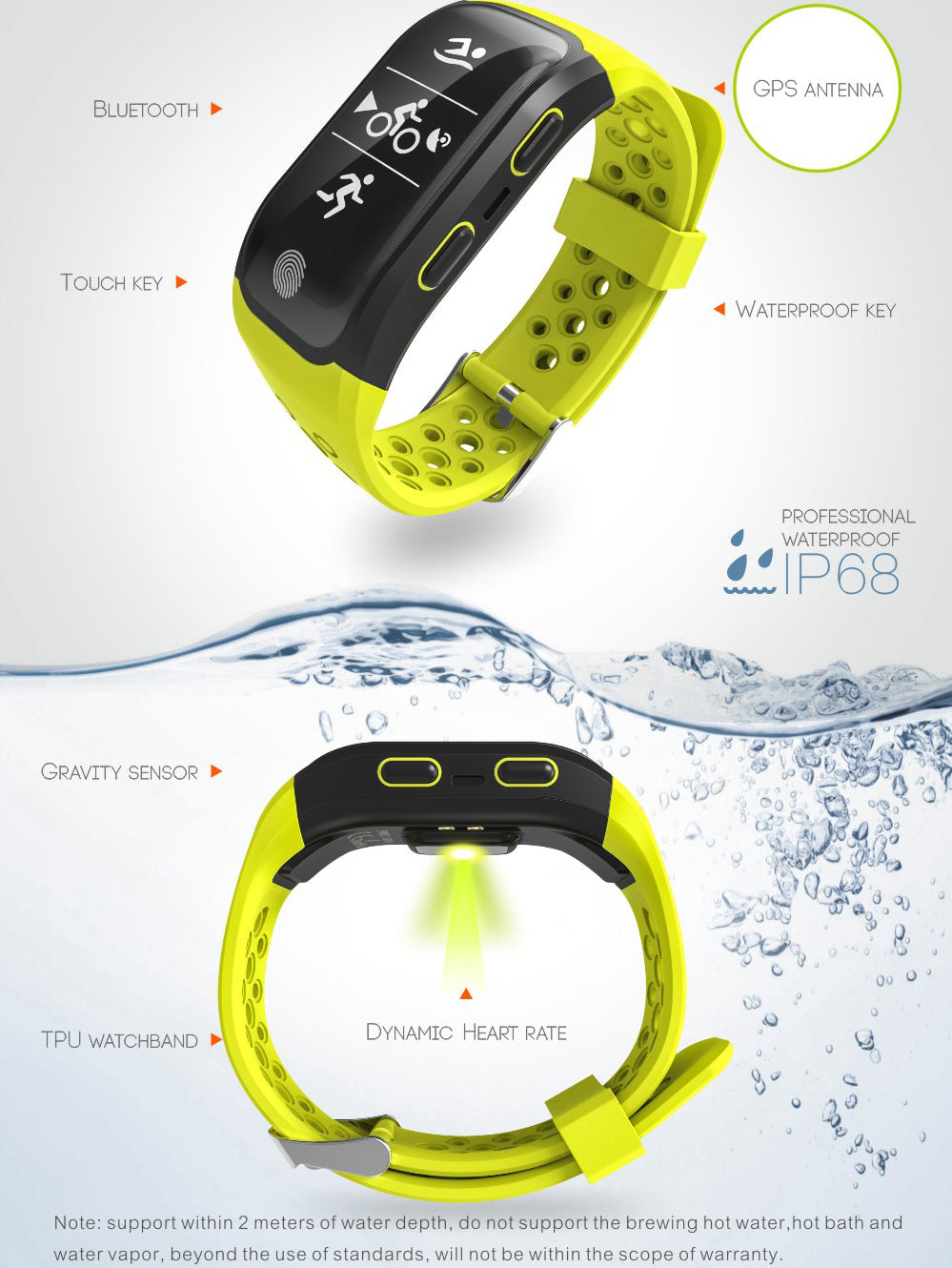 Fitband Extreme Edition 5