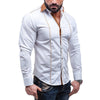 Commander - Luxury Slim Fit Button Up Shirt