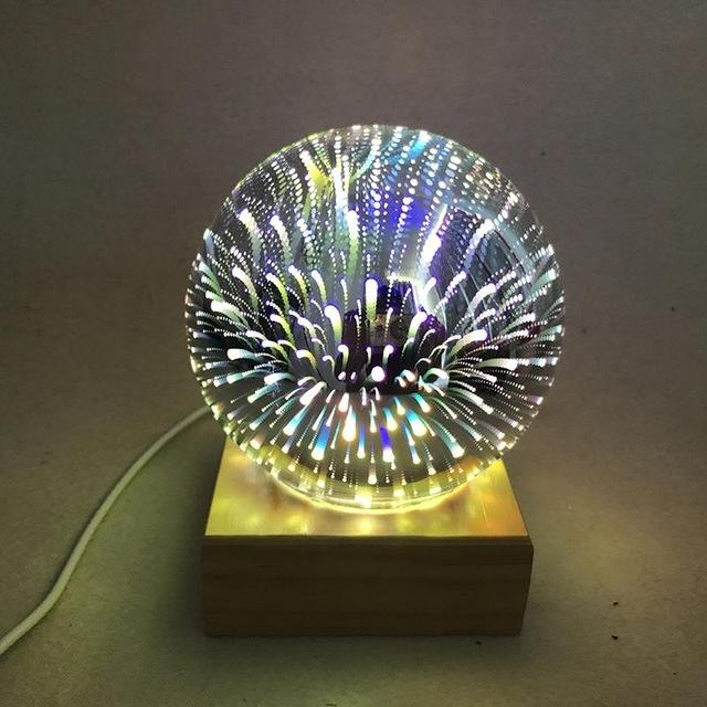 horchow copycatchic bosley ball lamp crystal