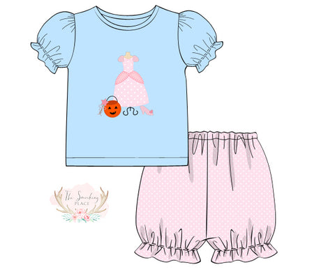 You've Got a Friend in Me Applique Swing Top Bloomer Set