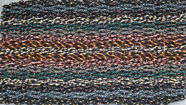 City Lights Rag Rug