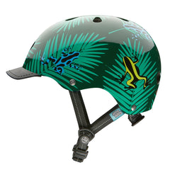 DART FROGS ( LITTLE NUTTY) CYCLE HELMET