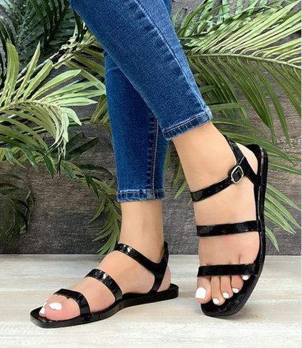 Sunny Sandals
