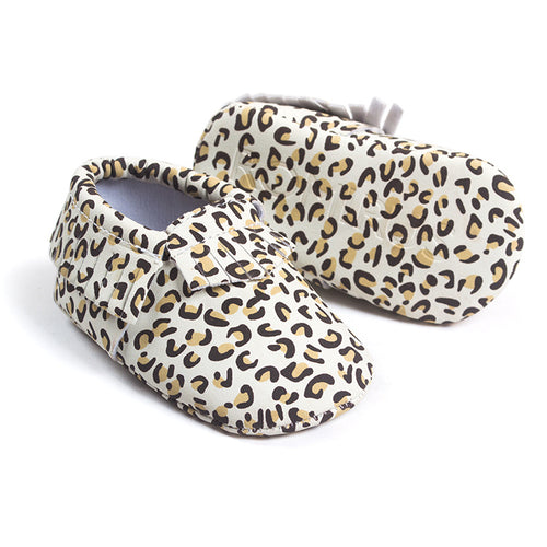 Cheetah Moccs