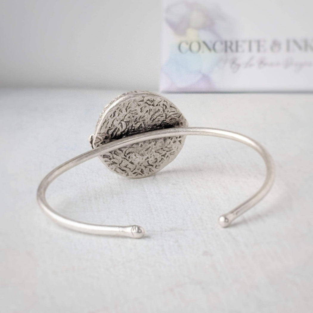 Concrete & Ink Jewellery Mountain Sunset cuff bracelet