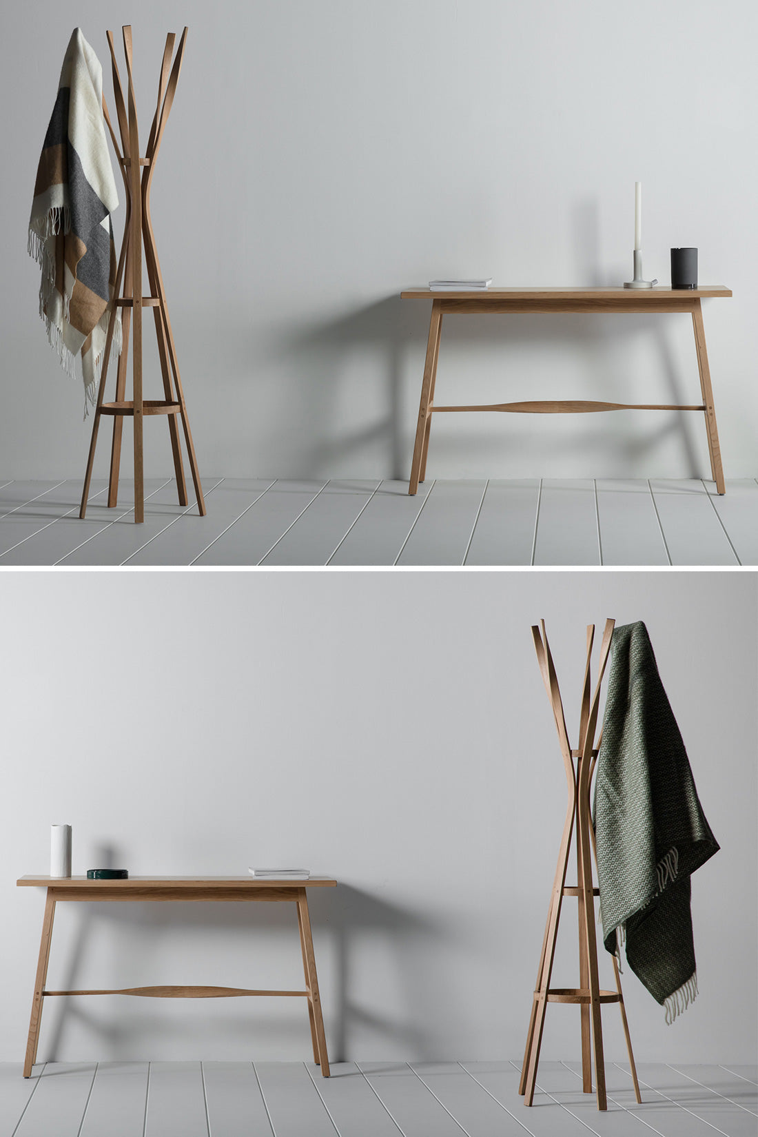 twill coat stand