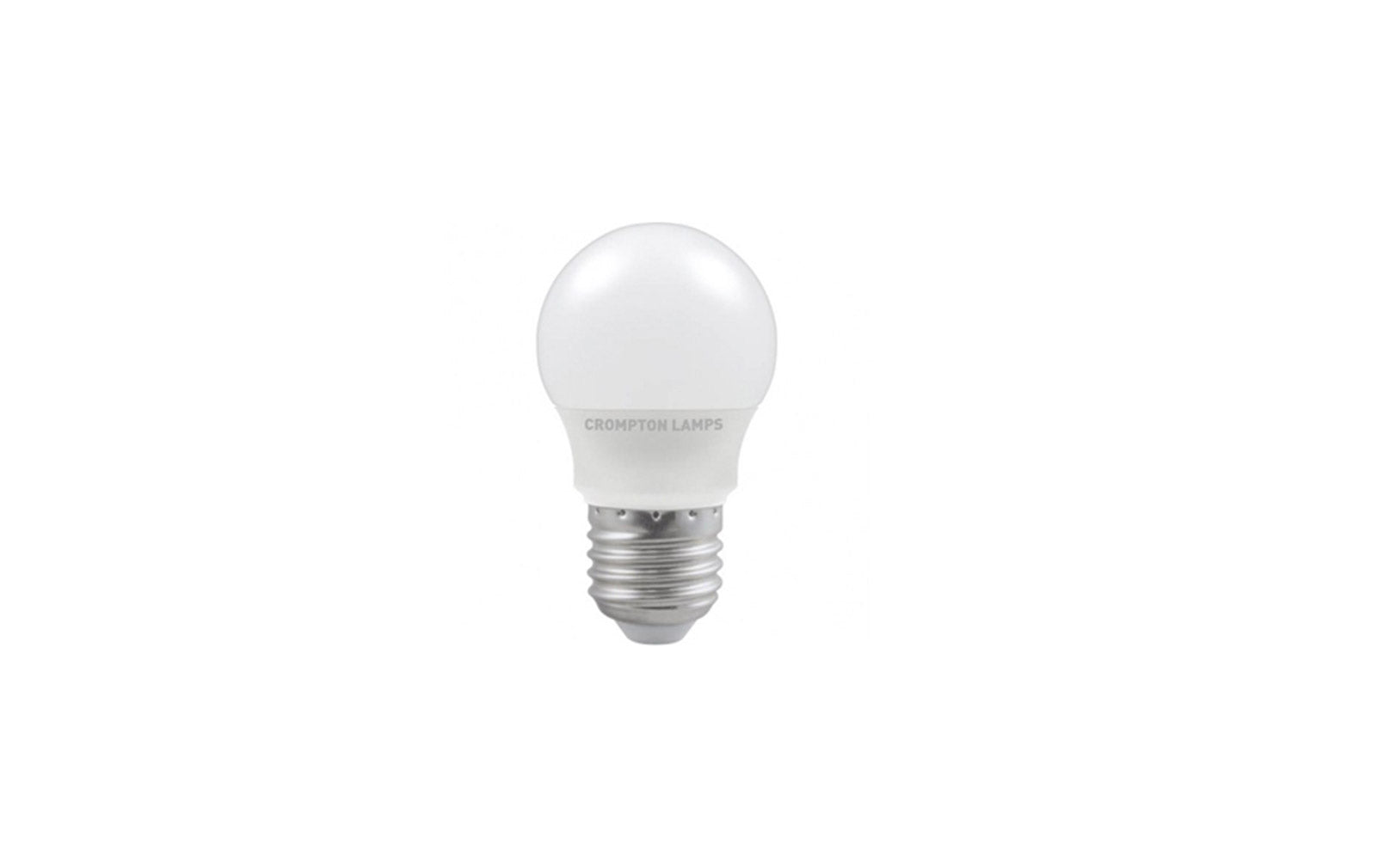Crompton LED Light Bulb - golf ball