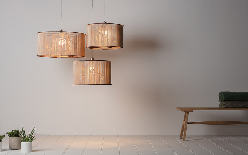 Designer Wooden Ceiling Lights Tom Raffield
