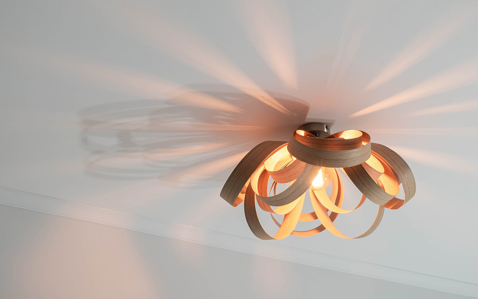 Skipper Flush Ceiling Light