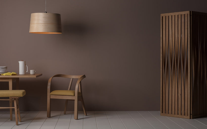 Wooden lighting Cool Helix Drum Pendant Large Tom Raffield Designer Wooden Lighting Tom Raffield