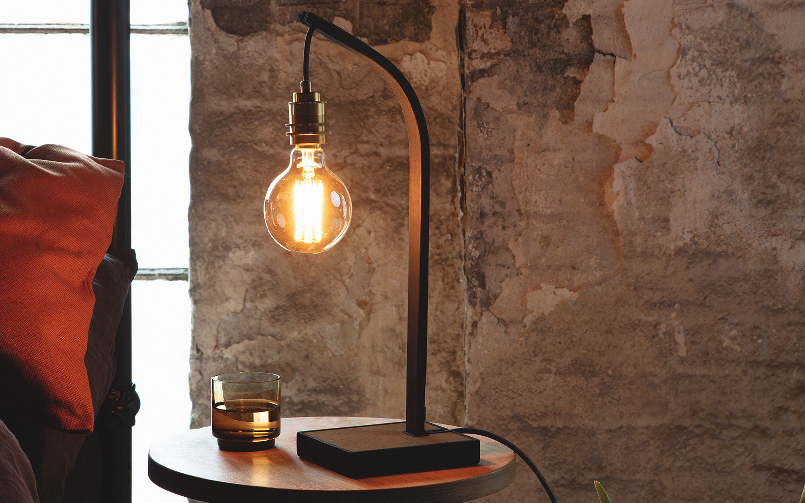 Tom Raffield Noctis Wheal Table Light