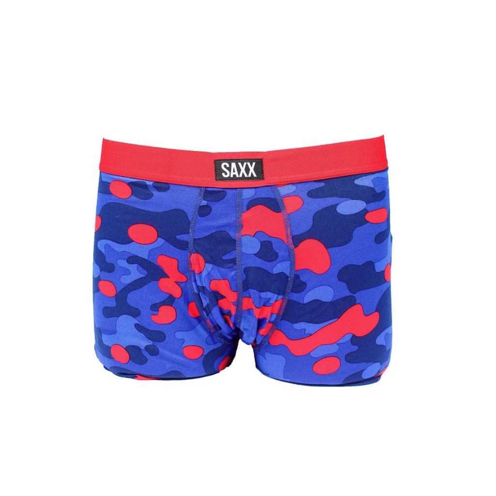 Saxx Daytripper Blue Water Camo