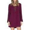 Gentle Fawn Bridgette Long Sleeve Shift Dress