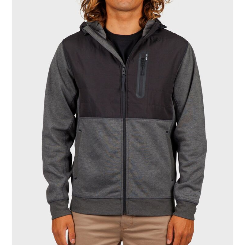 RipCurl Interblock Anti Series Zip Up Hoodie