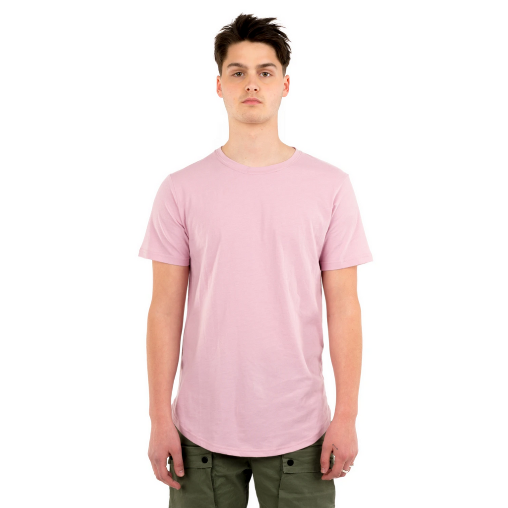 Kuwalla Tee Eazy Scoop Tee - Dusty Pink