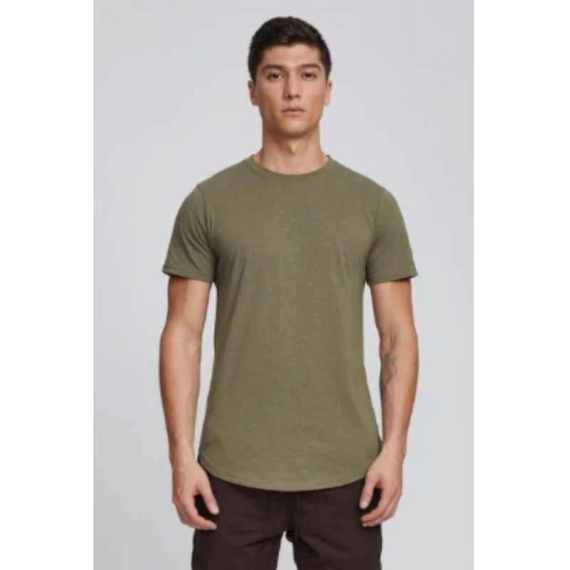 Kuwalla Tee Eazy Scoop Tee - Burnt Olive