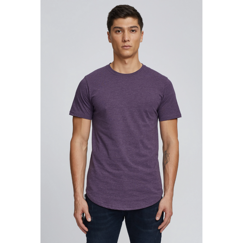 Kuwalla Tee Eazy Scoop Tee - Purple