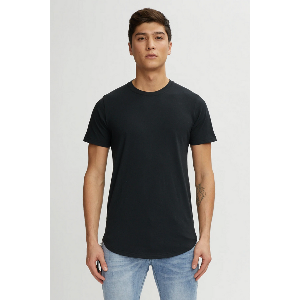 Kuwalla Tee Eazy Scoop Tee - Black
