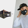 Herschel Classic Fit Face Mask 3 Layer