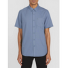 Volcom Everett Oxford Short Sleeve Button Up
