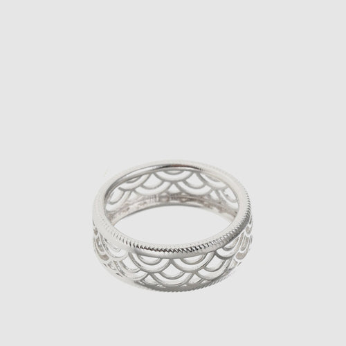 Marrakech Ring in 925 Silver