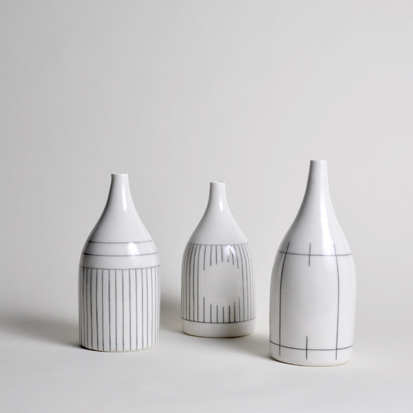Small Bottle Vase  - Eureka