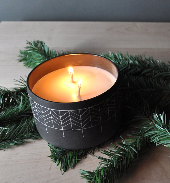 Soy Candle - Stitch - Siberia