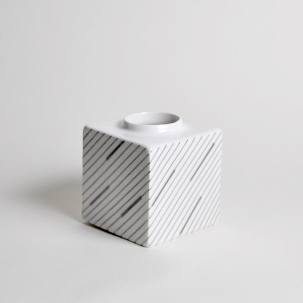 Medium Cube Vase - Eureka