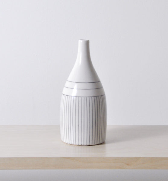 Small Bottle Vase - Horizon - Eureka