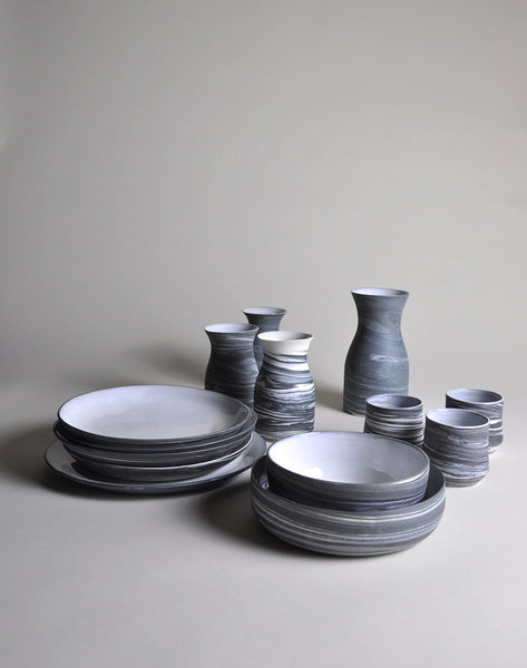 Dinnerware Set - Midnight Noir