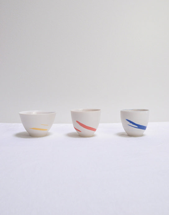 Egg-Shaped Cup - Taffy (Multiple colors)
