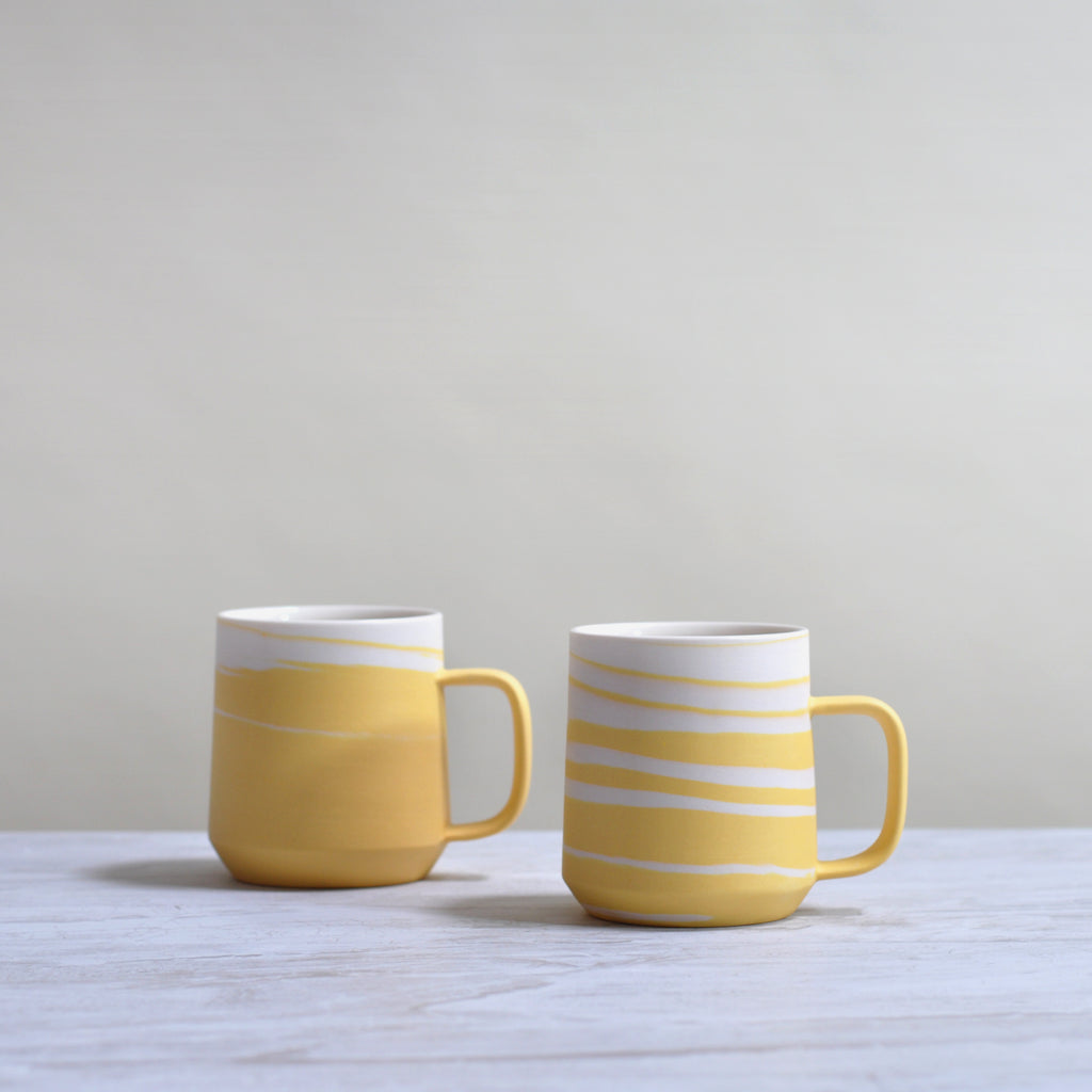 Mug - Canary Yellow - Taffy