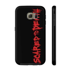 STD Logo Black Phone Case
