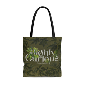Highly Curious Tote Bag