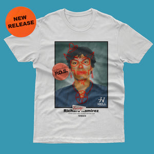 Richard Ramirez Yearbook Tee
