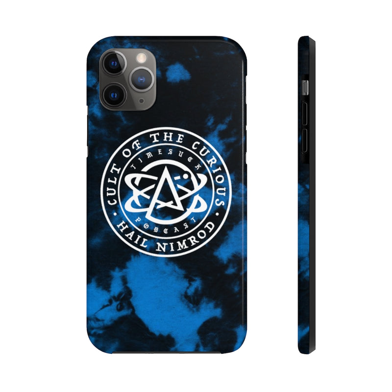 COTC Blue Phone Case