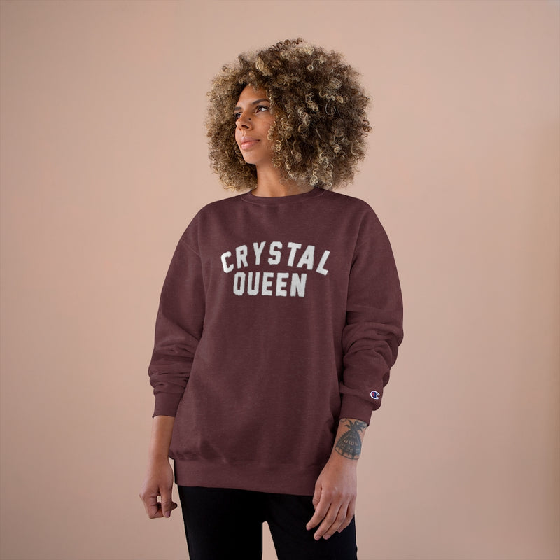 Crystal Queen Champion Sweatshirt