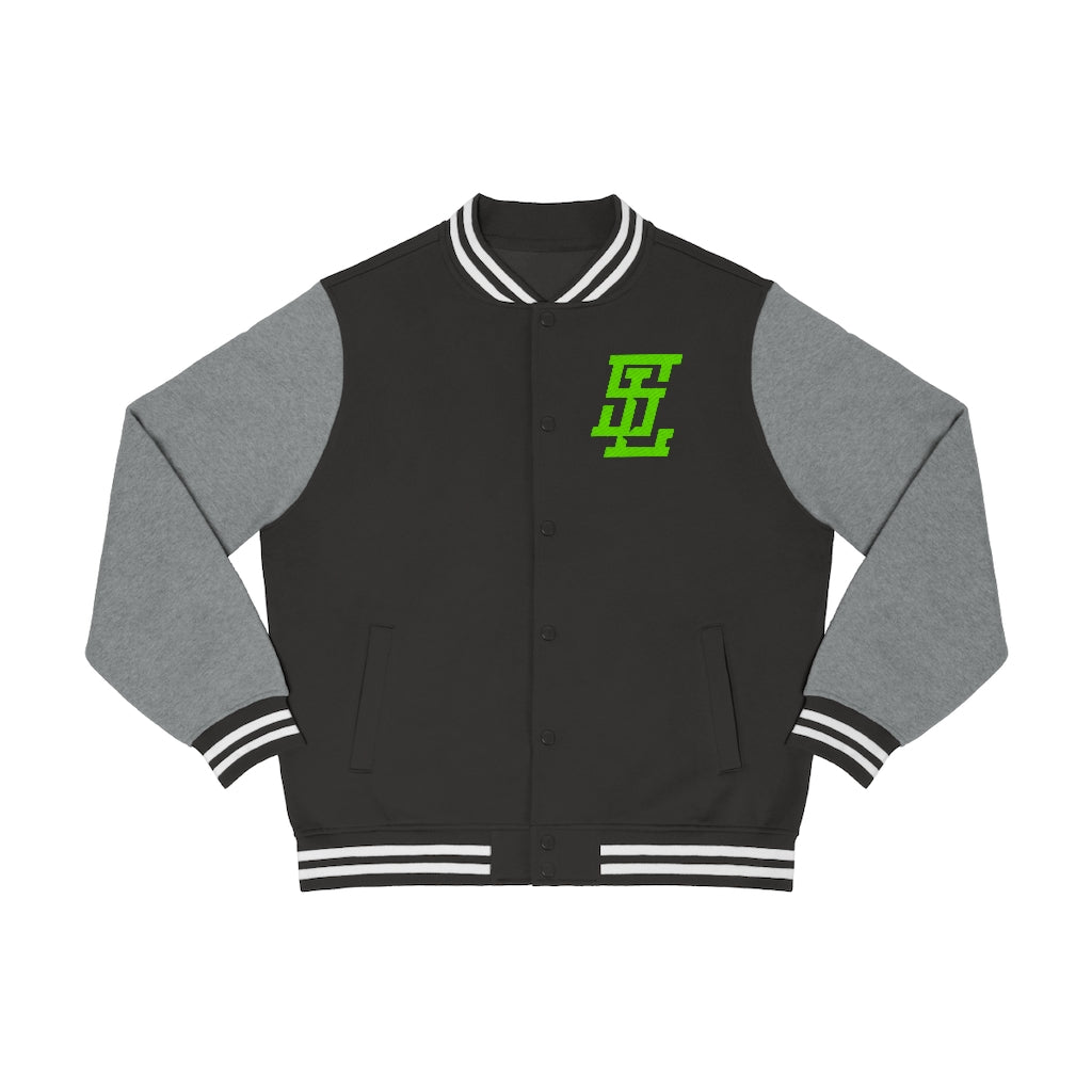 Space Lizard Varsity Jacket