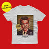 Ted Bundy Yearbook Tee