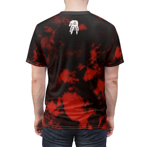 COTC Tie Dye Red
