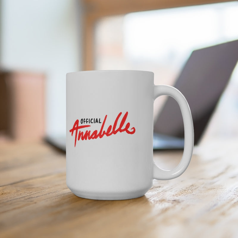 Annabelle Exclusive Mug