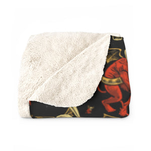 STD LIVE Fleece Blanket