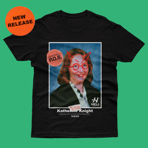 Katherine Knight Yearbook Tee