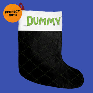 Dummy Stocking