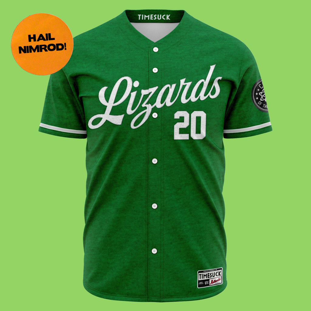 Lizards Baseball Jersey