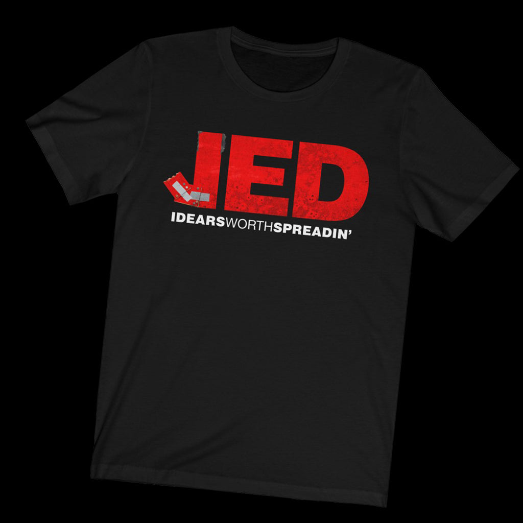 Jed Talks Tee