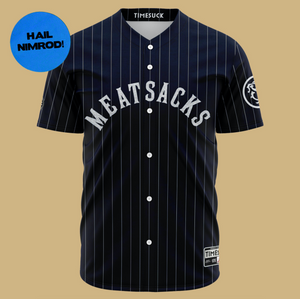 Meatsacks Baseball Jersey